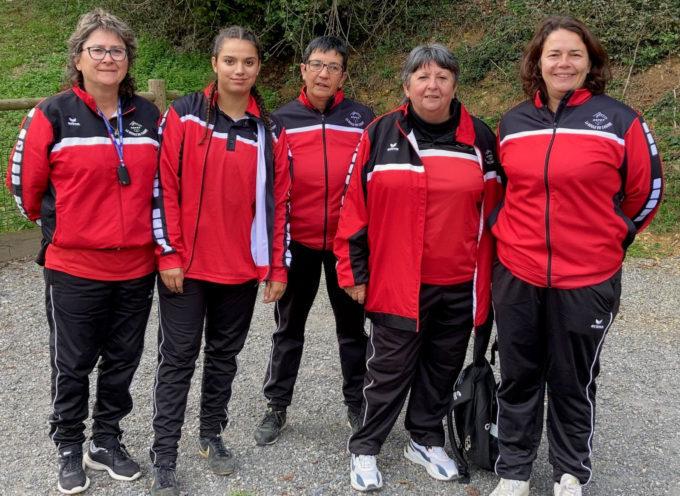 Boule du Cagire : Le championnat des clubs au féminin